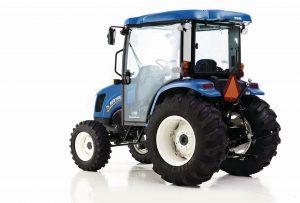 Kompakttraktor Boomer EasyDrive
