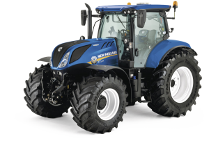 New Holland T7.