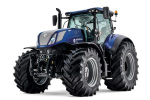 New Holland Traktor T7. Heavy Duty